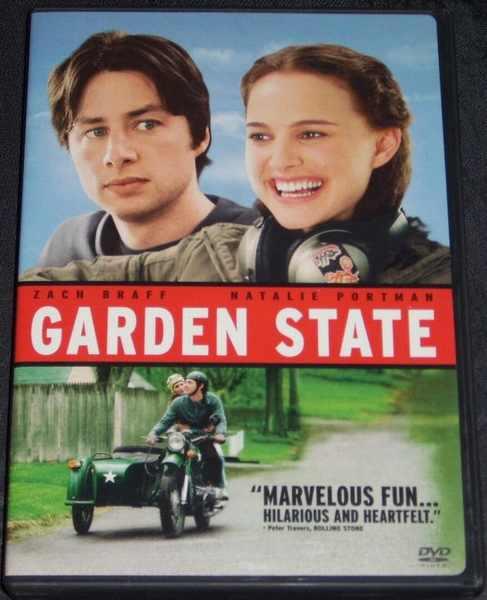 DVD - Garden State - DVD