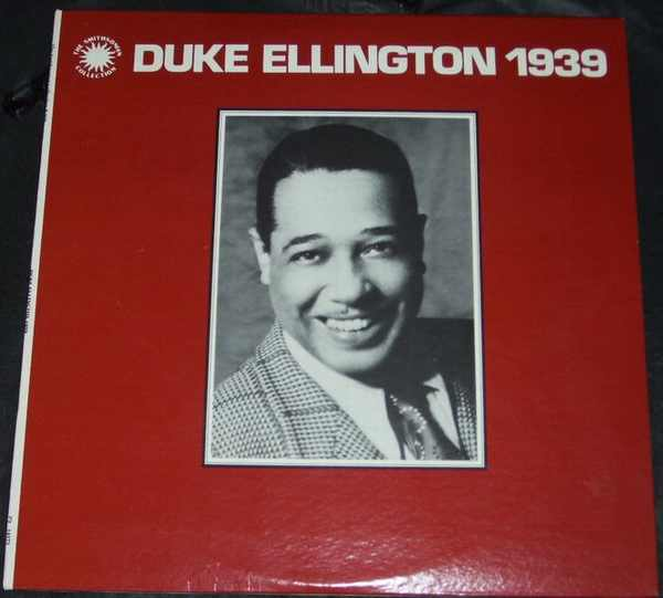ELLINGTON,  DUKE - Duke Ellington 1939 - LP