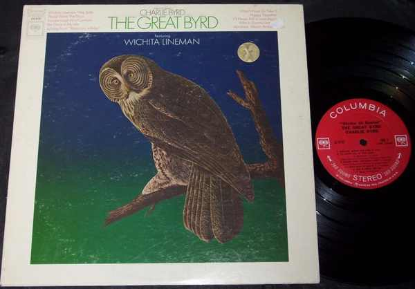 BYRD,  CHARLIE - Great Byrd - LP