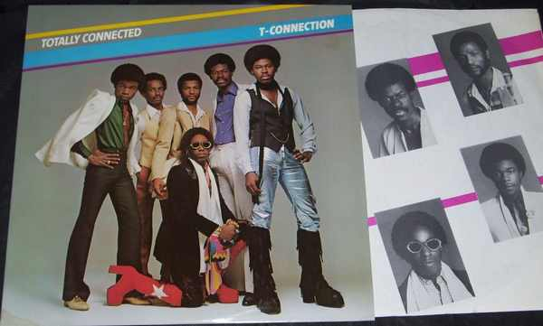 T-CONNECTION - Totally Connected - LP