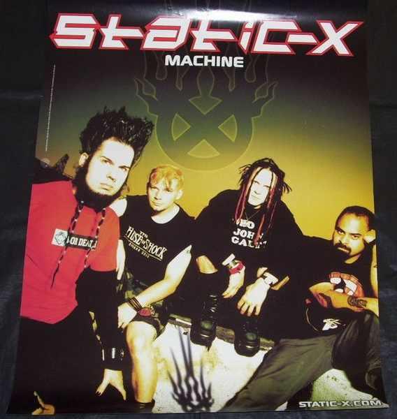 Static-X Machine