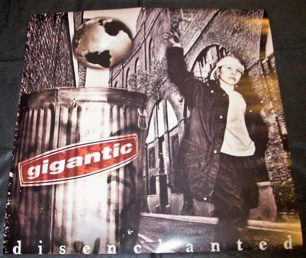 GIGANTIC - Disenchanted - Poster / Affiche