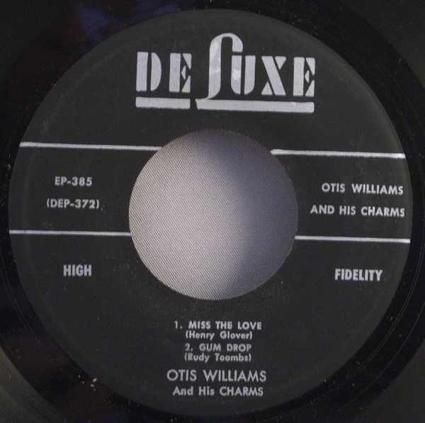 CHARMS - Otis Williams and His Charms - 7inch x 1