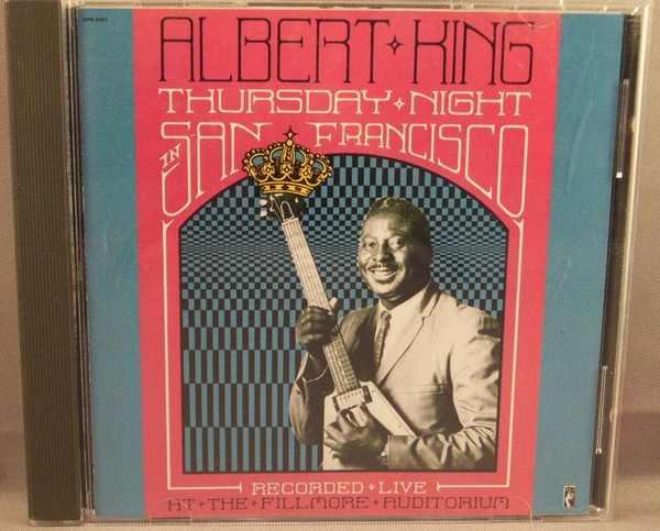 KING,  ALBERT - Thursday Night In San Francisco - CD