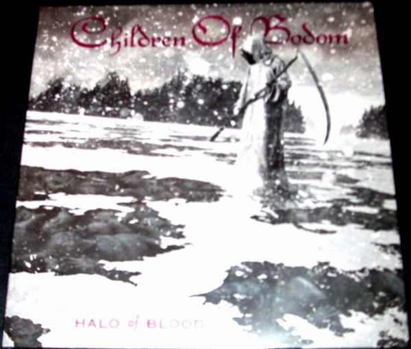 CHILDREN OF BODOM - Halo of Blood - LP