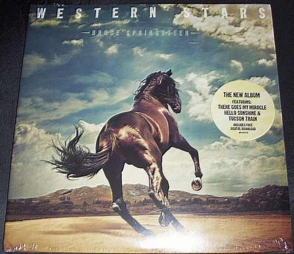 SPRINGSTEEN,  BRUCE - Western Stars - LP