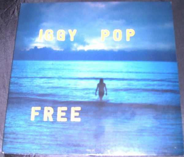 POP,  IGGY - Free - LP