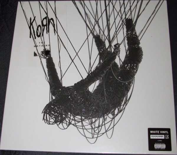 KORN - The Nothing - LP