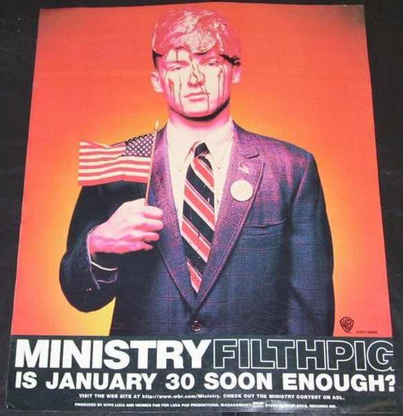 MINISTRY - Filthpig - Autres