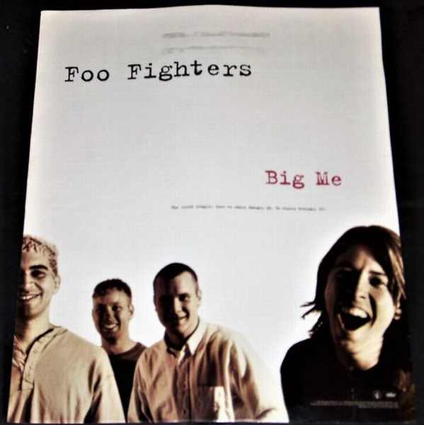 FOO FIGHTERS - Big Me - Others