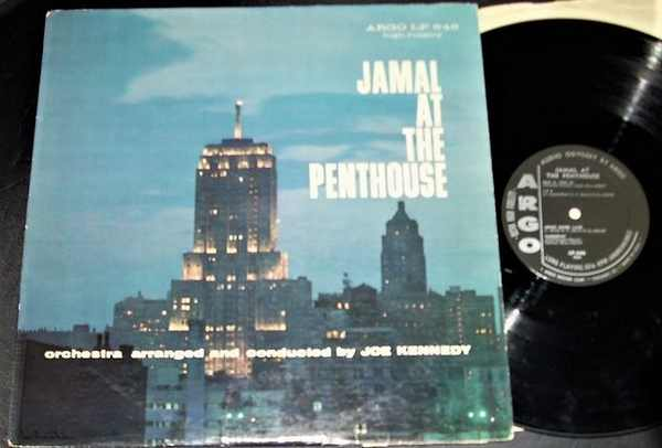 JAMAL,  AHMAD - Jamal At The Penthouse - 33T