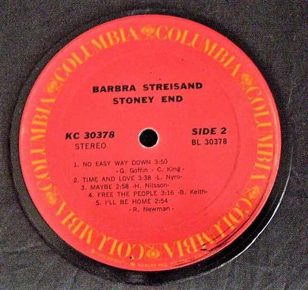 Streisand,  Barbra Stoney End