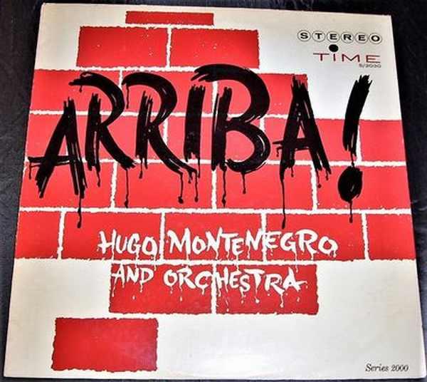 MONTENEGRO,  HUGO - Arriba - LP