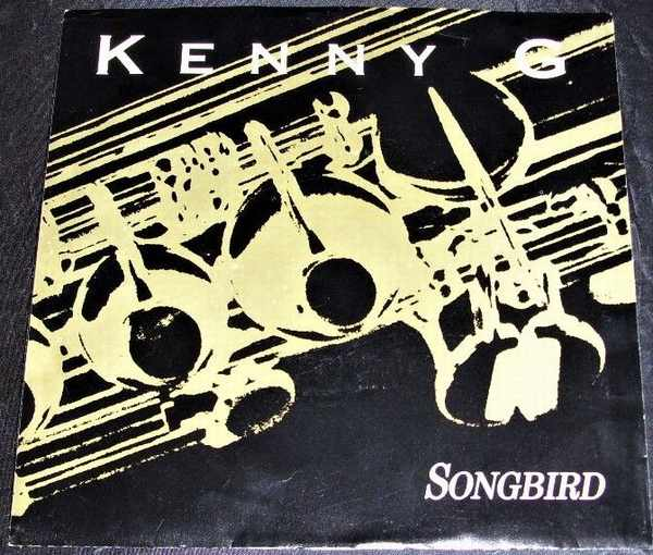 G,  KENNY - Songbird / Midnight Motion W/PS - 7inch x 1