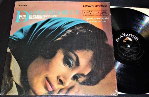 DESMOND,  PAUL - Desmond Blue - LP