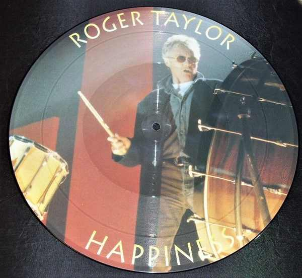 TAYLOR,  ROGER - Happiness - Maxi 45T
