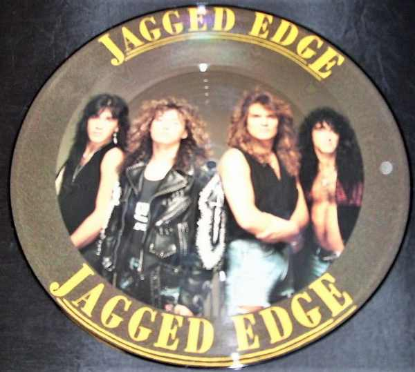 JAGGED EDGE - You Don't Love Me / All Through The Night / Fire and Water - Maxi 45T