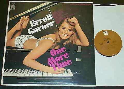 GARNER,  ERROLL - One More Time - 33T